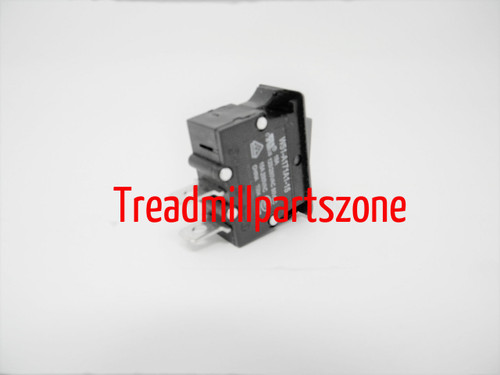 Treadmill On Off Reset Switch Part Number 186726