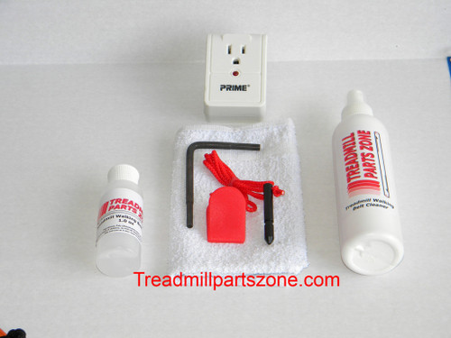BowFlex Treadclimber Safety Key Maintenance Kit Part Number  12775-1