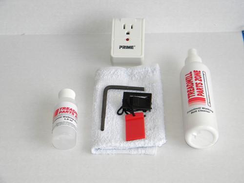 Healhtrider Safety Key Kit Part Number 119038-1