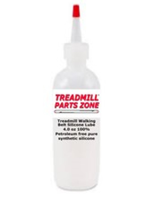 Treadmill Silicone Lube 4.0 oz 100% Petroleum Free Pure Synthetic Silicone