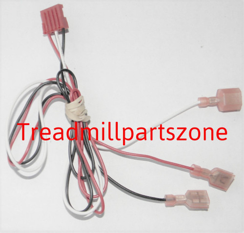 Treadmill Incline Motor Wire Part Number 201563