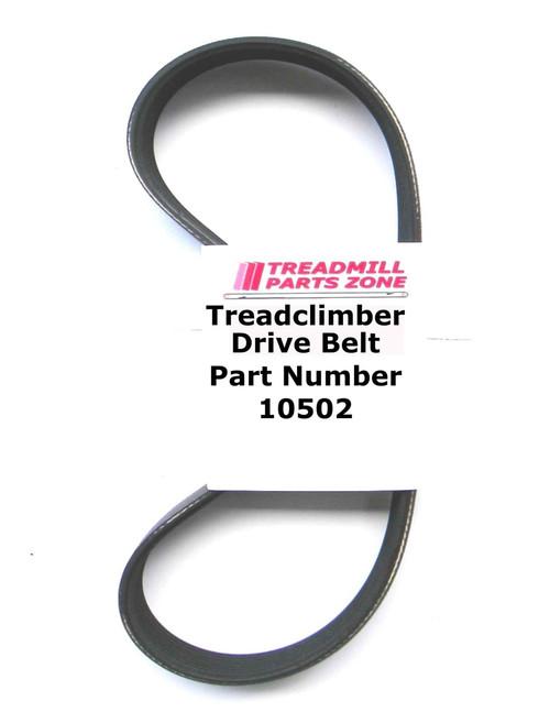 Nautilus Treadclimber Model TC3000 Motor Belt 220J 10502