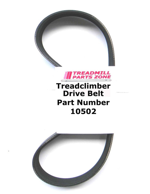 BowFlex Treadclimber Model TC3000 Motor Belt 220J 10502