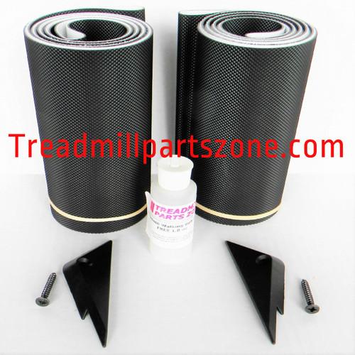 BowFlex Treadclimber Model TC1000 Pair Walking Belts Part 8006327