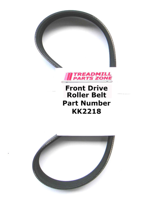 Bowflex Treadclimber Model TC6000 Motor Belt Part KK2218