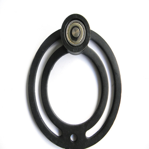 NordicTrack Recumbent Bike Model NTEX41960 AUDIORIDER R400 EXERCISE Idler Pulley Bracket Part 245293