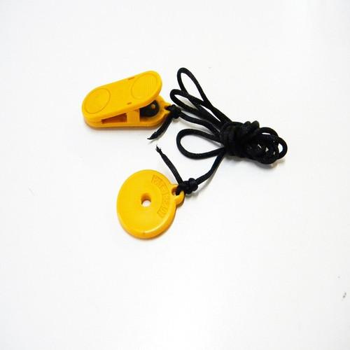 BowFlex Treadclimber Model TC1000 Safety Key Part Number 12238