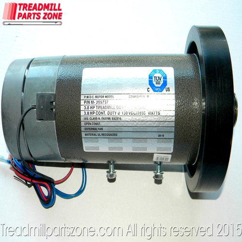 WBTL136080 WEIDER BLACK 130 XTB Drive Motor 3.8 HP Part 287483
