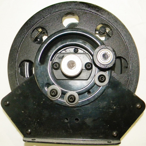 "Elliptical Eddy Mechanism 10"" Flywheel No Clutch Part 252345"
