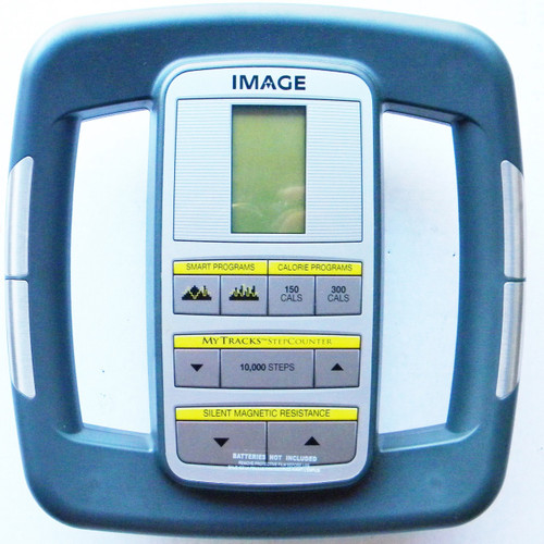Model IMEL23051 IMAGE 8.25 ELLIPTICAL Console Part Number 244597