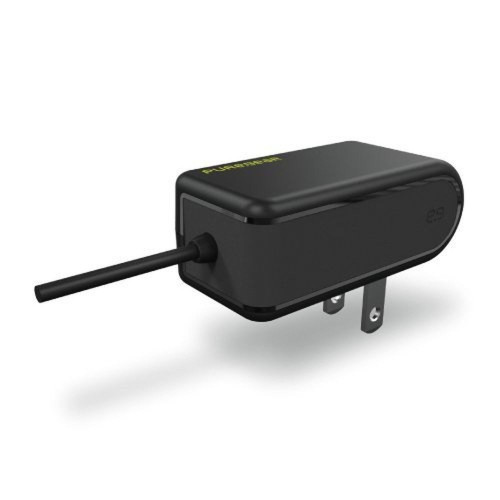 PureGear Wall Charger with Lightning Connector - 12W Black