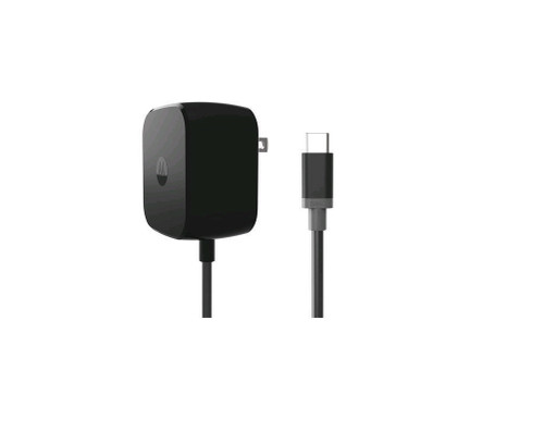 Motorola TurboPower 30 Universal USB-C Fast Charger Retail Packaging
