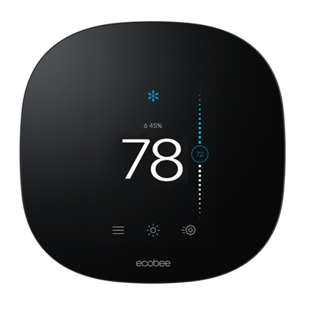 ecobee 3 Lite Smart Thermostat (Income Qualified)