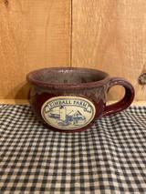 Kimball Farm Marble Soup Mug