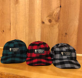 Kimball Farm & Vermont Flannel Plaid Hat