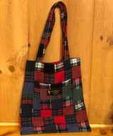 Vermont Flannel Tote Bag
