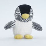 Pascal Penguin Soft Toy by MM Linen
