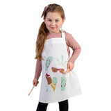 Summer Days Kids Apron by Linens & More