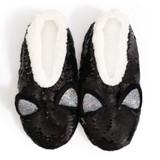 Kids Cat Sequins Slippers by Sploshies