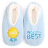 Mens World's Best Slippers by Sploshies