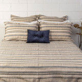 Rockwell Duvet Cover by Linens and More