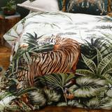 Caspian Jungle Duvet Cover Set by MM Linen