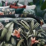 Gardens of Petra Duvet Cover Set by MM Linen