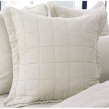 Euro Pillow Sham - Flax