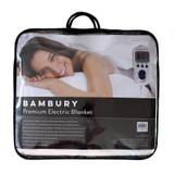Premium Electric Blanket by Bambury