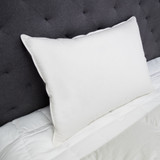 NZ Made 15/85 Down & Feather King Pillow