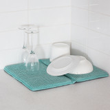 Microfibre Deluxe Dish Drying Mats by Bambury