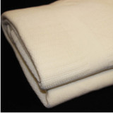 Thermaweave Square Pattern Merino Super-Wool Blanket with Satin Edge - NZ Made