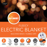 Moodmaker Electric Blanket by My Bambi