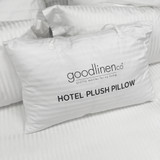Hotel Plush Pillow by Good Linen Co
