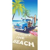 Enjoy The Beach Beach Towel by Elements