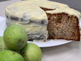 queenb Bakes! Spiced Feijoa Cake