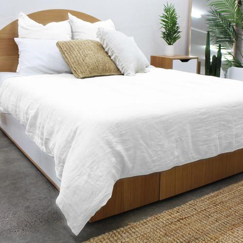 Linen Sheet Separates by Camden Co