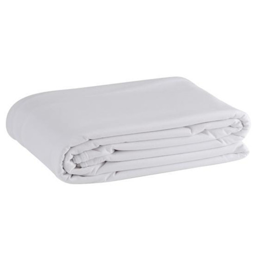 Large Waterproof White Flat Sheet