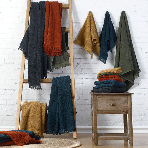Tusca Towels by MM Linen