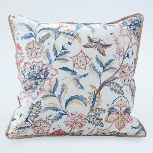 Kabrini Square Cushion by MM Linen