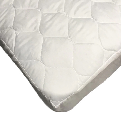 Commercial Microfibre Fitted Mattress Protector