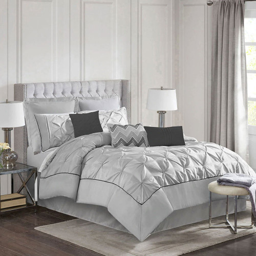 Celeste 8 Piece Comforter Set by Marlborough
