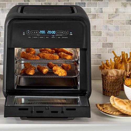 4 In 1 Air Fryer + Oven (AFP5000BK) by Sunbeam