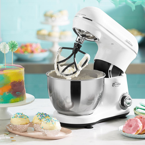Planetary Mixmaster The Tasty One White (MXP3000WH) by Sunbeam