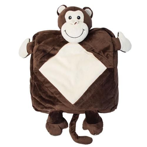 GoGo Monkey Pillow by Bambury