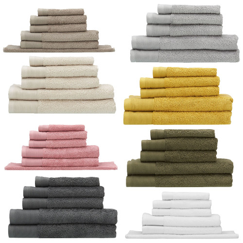 Organic Cotton Towels by Vida