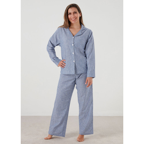Riley Classic PJ Set by Baksana