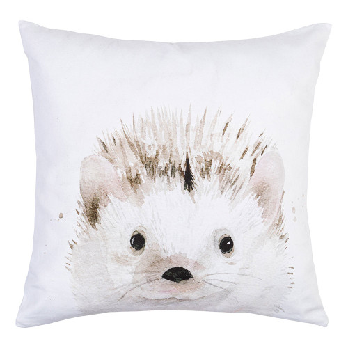 Henry Hedgehog Kids Cushion by Linens & More