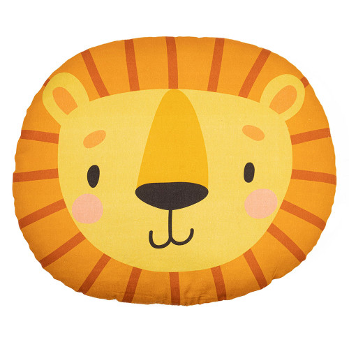 Little Lion Kids Cushion by Linens & More