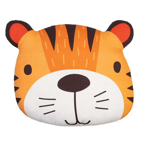 Taj Tiger Kids Cushion by Linens & More